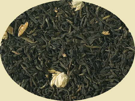 China Jasmine oolong tea